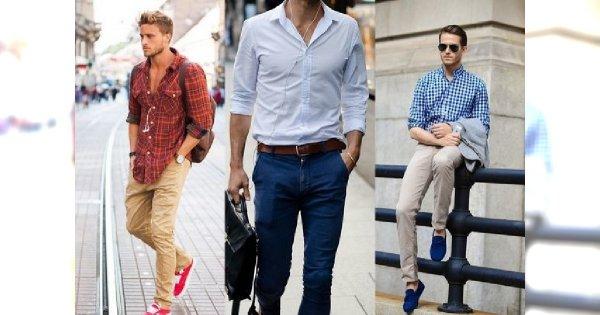Jak z wybiegu - najlepsze męskie stylizacje