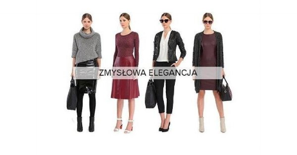 Zmysłowa elegancja od Top Secret