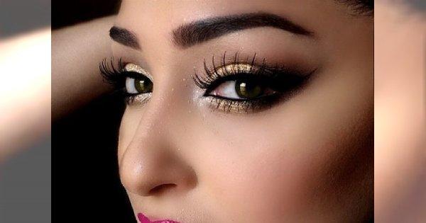Błysk na oku, czyli idealne kobiece makijaże