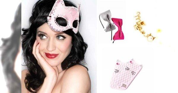"""Premiera najnowszej linii Katy Perry """"Kitten"""" dla marki Claire's"""