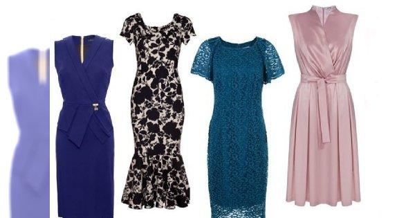 Strój dla matki weselnej: eleganckie sukienki