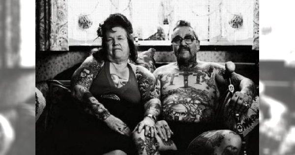 Wytatuowana starość
