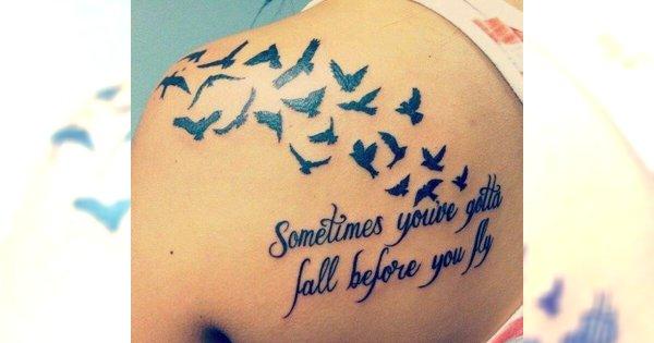 Tatuaże Napisy Na Rękę Nadgarstek I Ciało 20 Najlepszych Wzorów