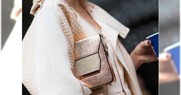 Casual na wysoki połysk - Radzimy jak nosić metaliczny trend na dzień