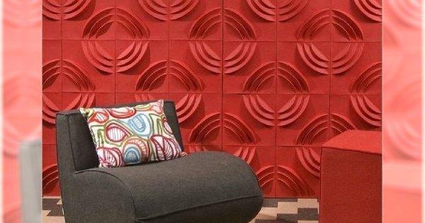 Ściany 3D – Nowy trend w dekoracji ściany