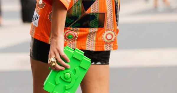 Najciekawsze torebki podpatrzone na ulicach Nowego Jorku