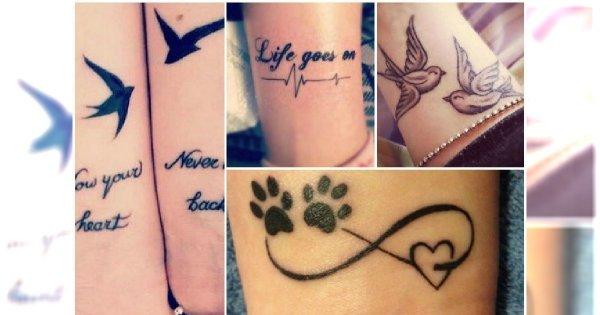 Tatuaże Na Nadgarstek Modne Napisy I Symbole