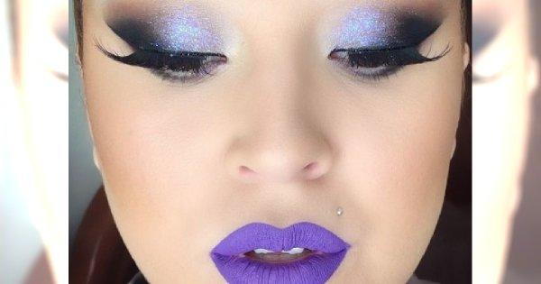 Zimowy make-up? To możliwe!