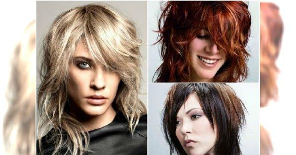 Fryzury gypsy shag - idealne dla cienkich, pozbawionych objętości włosów