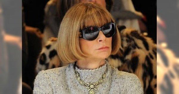 Anna Wintour sprzed 20 lat. Czy była tak samo stylowa?