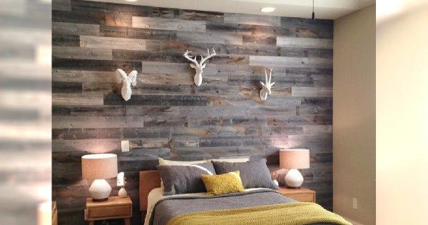 Reclaimed Wood - Stylowe i ekologiczne wnętrza