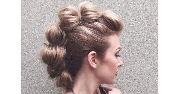 Piękne i niebywale hipnotyzujące - 15 TOP fryzur na karnawałowe szaleństwo!