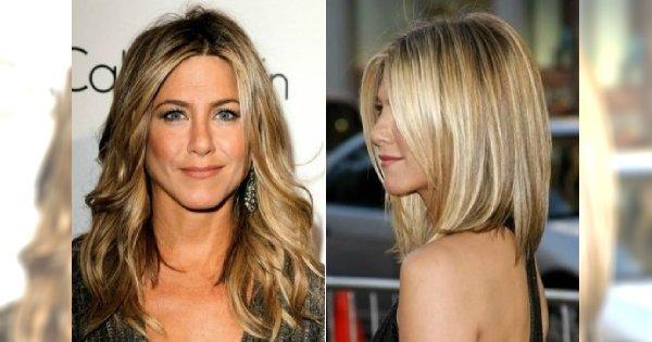 Cieniowane Włosy Z Refleksami W Stylu Jennifer Aniston Uwielbiamy