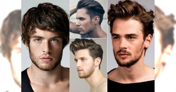 Fryzury męskie - trendy 2015