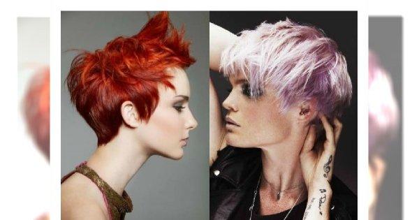Krótka Fryzura Plus Modny Kolor Aż 36 Inspiracji