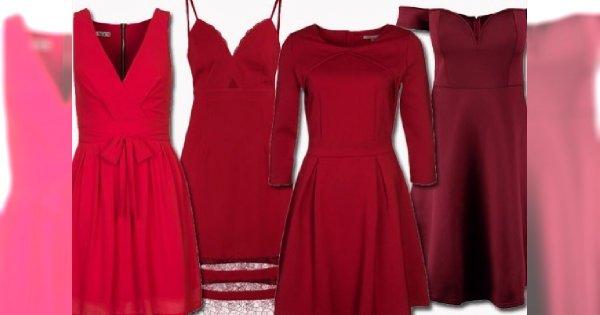 Sukienki na Walentynki - fasony idealne dla Ciebie!