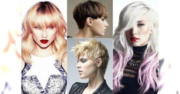 Fryzury Damskie 2015 Wielka Galeria Trendów