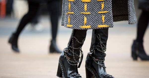 Najładniejsza buty z New York Fashion Week
