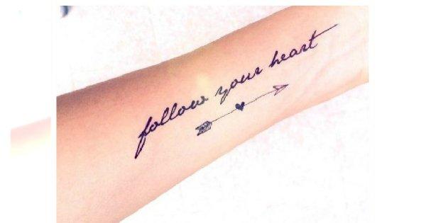 Tatuaż Strzała 40 Najlepszych Wzorów Na Rękę