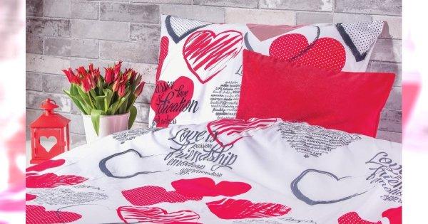 Romantyczne wnętrze na Walentynki 2015 - Propozycje dekoracji wnętrza dla zakochanych