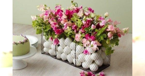 25 Super pomysłów na Wielkanocny stroik