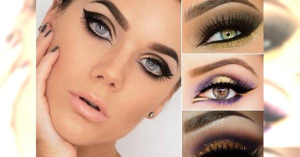 Egyptian Princess Wieczorowy Makijaż Inspirowany Egipską Księżniczką