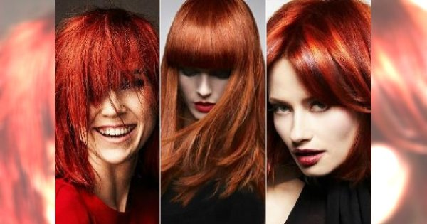 Rude Fryzury Dla średnich I Długich Włosów
