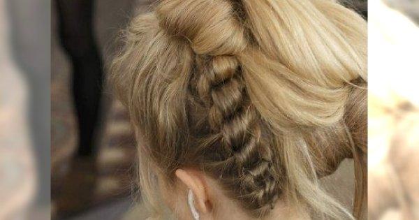 Shoelace braid - Nowe oblicze warkocza. Zobacz, jak prezentuje się nowy sposób zaplatania włosów!
