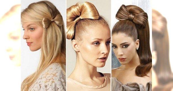 Słodkie upięcia z kokardą - urocze propozycje fryzur dla ceniących sobie delikatność kobiet