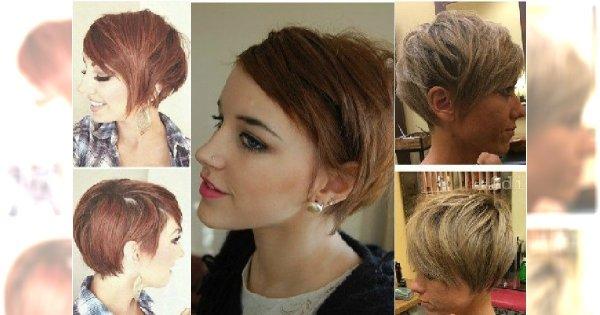 Włosy Do Ucha 30 Super Fryzur Dla Tej Modnej Długości