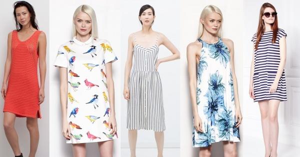 bc3a35ffb6 HOT  Wybieramy najładniejsze sukienki z wyprzedaży do 100 zł - Wybierz dla  siebie idealną letnią sukienkę!