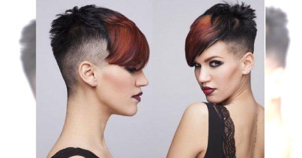 Galeria krótkich fryzur z grzywką - skuś się na ten uroczy duet