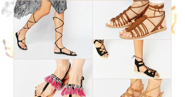 TOP wakacyjne sandałki z ASOS. Zobacz, co znajduje się na liście zakupów wszystkich fashionistów!