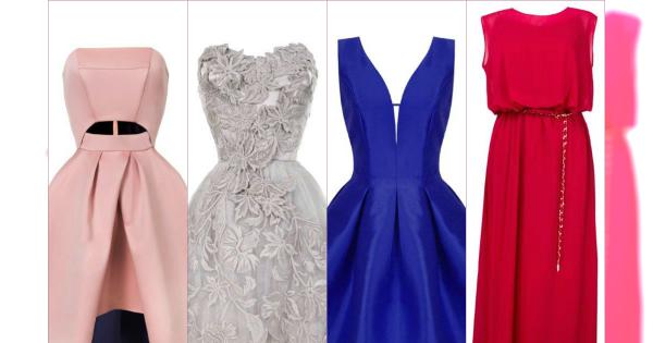 Eleganckie sukienki na letnie soirée. Wybieramy najśliczniejsze sukienki z sklepów.
