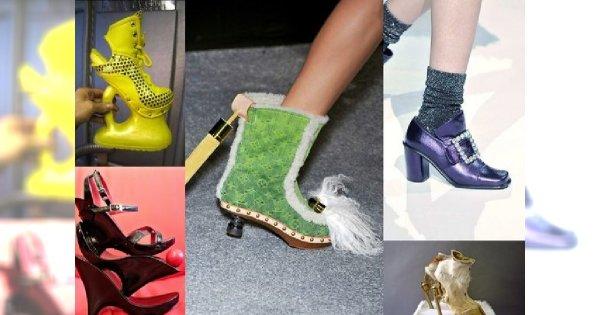 """Koszmar i tandeta! Te buty to prawdziwy obciach, który ciężko ogarnąć... Takich """"perełek"""" jeszcze nie widzieliście!"""
