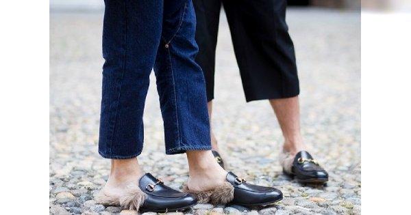 HIT czy KIT? - Moda na buty z futrem