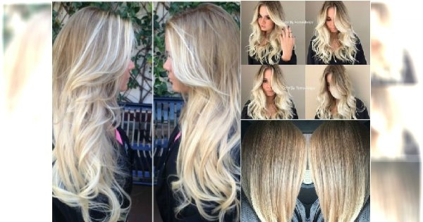 Blond Ombre Czyli Jak Modnie Urozmaicić Jasny Kolor Włosów