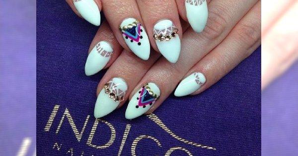 Elegancki Manicure Dla Kobiet Kochających Styl I Klasę
