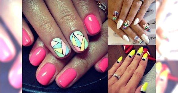 Przegląd trendów manicure 2015 [GALERIA]