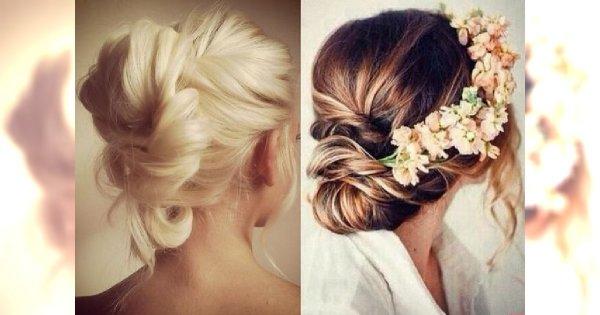 Stylowe fryzury ślubne - inspiracje godne podziwu