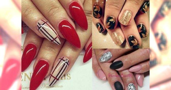 Jesienny manicure - trendy 2015/2016