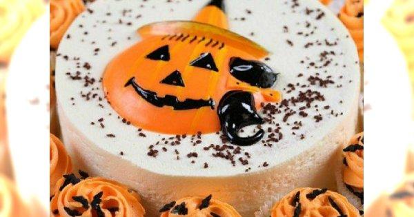 Halloween'owy sposób na koszmarne słodkości