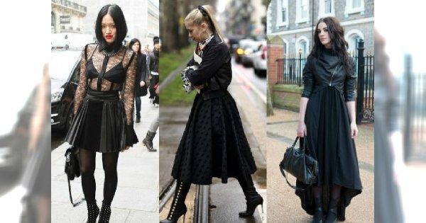 Glam goth : mroczne stylizacje nie tylko na Halloween. Zobacz nasze ulubione stylizacje
