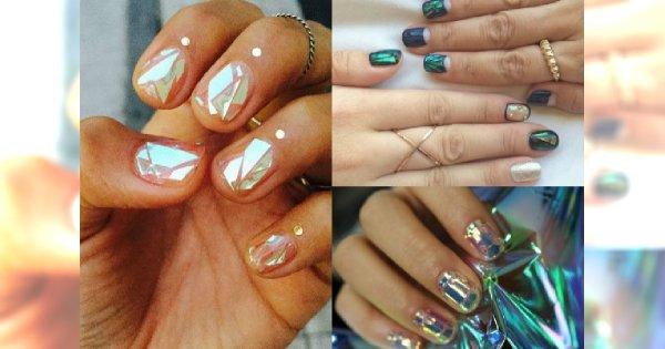 HOT! Mega hit z Korei - Szklane paznokcie robią furorę na Instagramie!