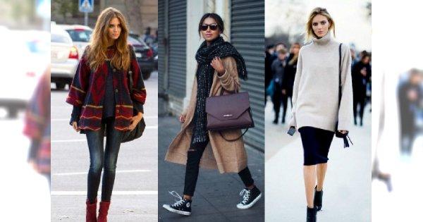 Ze swetrem za pan brat - Przedstawiamy powody dlaczego swetry są perfekcyjne na zimne dni!