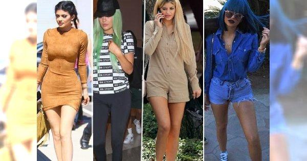 Kylie Jenner: Sprawdzamy, ile wydaje na ubrania!