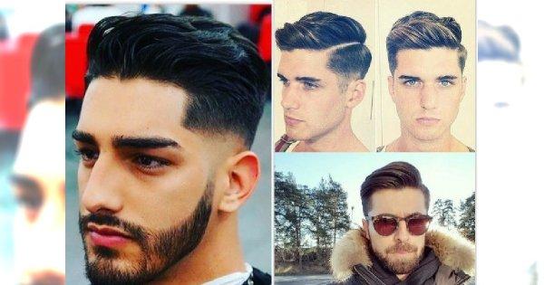 Mega galeria TOP męskich fryzury na 2016 - Zobacz najgorętsze trendy z Instagram'a