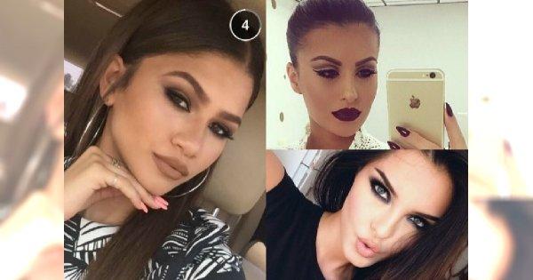 Makijaże dla posiadaczek ciemnych włosów. Top propozycje na 2016 rok, które Was uwiodą!