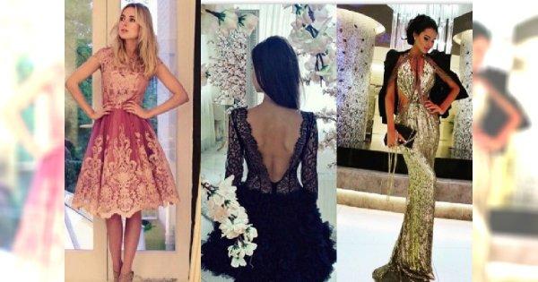 Trendy 2016: Najpiękniejsze sukienki na studniówkę i karnawał - Daj się zachwycić!