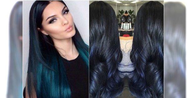 Ożywiamy Czarne Włosy 20 Kuszących Kolor 243 W Dla Brunetek